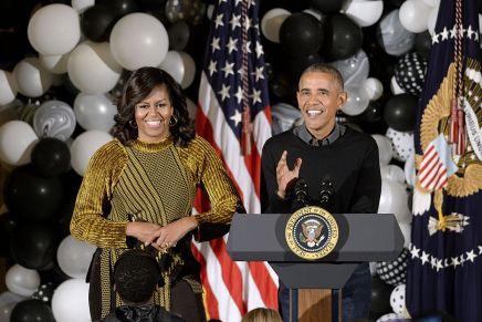 Barack y Michelle Obama logran un multimillonario acuerdo de 60 MILLONES DE DÓLARES con una editorial para escribir sus memorias