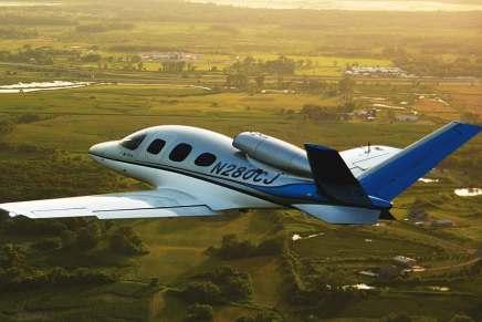 Cirrus Aircraft cada vez más cerca de lanzar su primer avión de reacción valorado en $2 millones