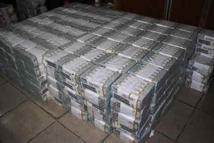 ¡WOW! Unidad anti-corrupción de Nigeria encuentra $43 millones en efectivo dentro de un apartamento en Lagos