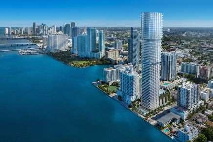 """""""Les Grands Maisons"""" de East Edge Water: Elysee lanza a la venta los apartamentos más codiciados de la torre"""