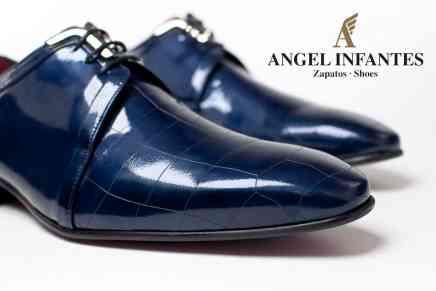 ÁNGEL INFANTES y su colección de calzado masculino primavera/verano 2017