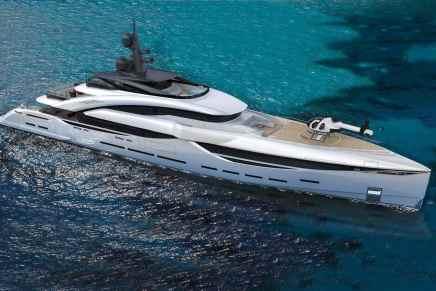 El superyate GT67 por ISA Yachts se lanza a conquistar los mares