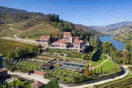 Six Senses Douro Valley reconocido como el Mejor Hotel de Salud y Bienestar del mundo en los premios Condé Nast Traveler 2017