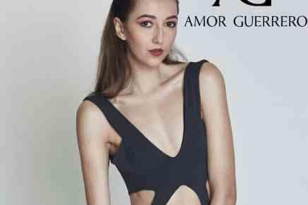 """Amor Guerrero Colección cápsula de baño """"BLACK & WHITE"""" 2017"""