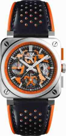 Bell & Ross BR 03-94 Aéro GT Orange