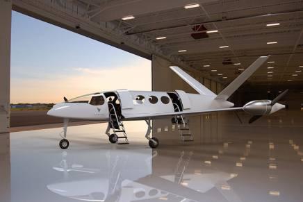 Alice, el increíble avión privado eléctrico con capacidad para volar hasta 600 millas
