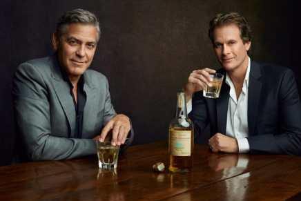 """George Clooney vende su marca de tequila Premium """"Casamigos"""" por $1 mil millones"""