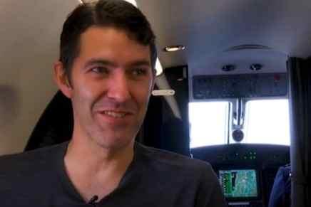 Este CEO tecnológico vuela 6-HORAS todos los días de Los Ángeles a San Francisco para ir a su oficina