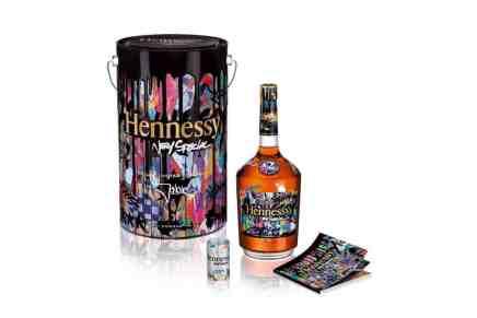 Hennessy V.S Limited Edition por JonOne