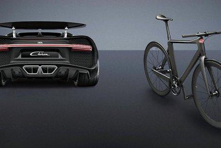 Esta bicicleta PG X Bugatti 'Edición Limitada' puede ser tuya por $39.000