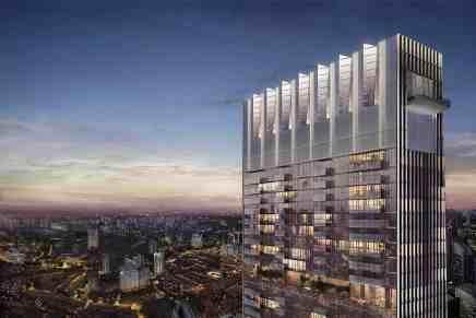 El Súper Penthouse del edificio más alto de Singapur sale a la venta por $78,9 millones