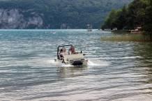 El nuevo Moke Amphibie Lazareth es apto para tierra y mar