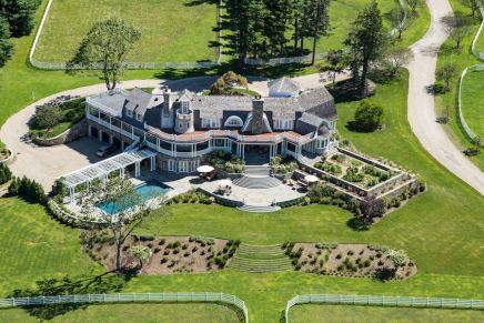 Esta hacienda ecuestre de clase mundial en Greenwich, Connecticut sale a la venta por última vez en $21 millones