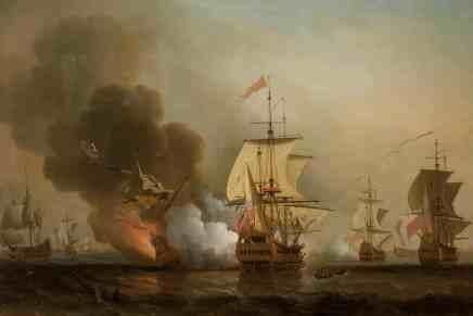 """El """"Santo Grial"""" del océano: Colombia busca ayuda para recuperar naufragio y desenterrar el tesoro hundido más famoso de la historia valorado en $10 MIL MILLONES"""