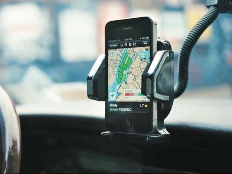 Ser conductor de UberX en NYC durante 10 años.