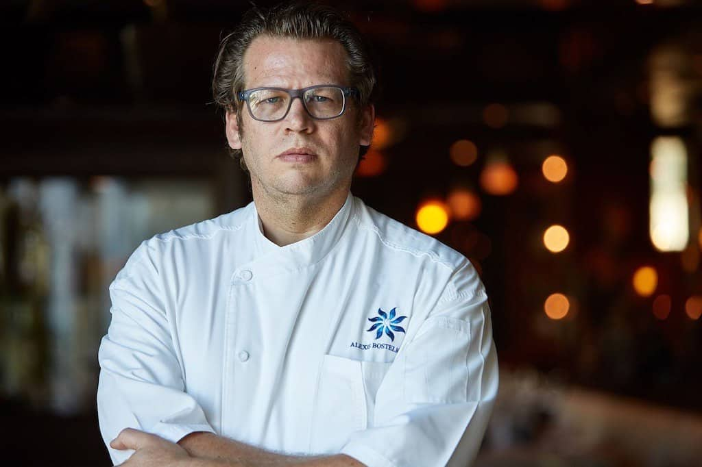 Chef Alexis Bostelmann