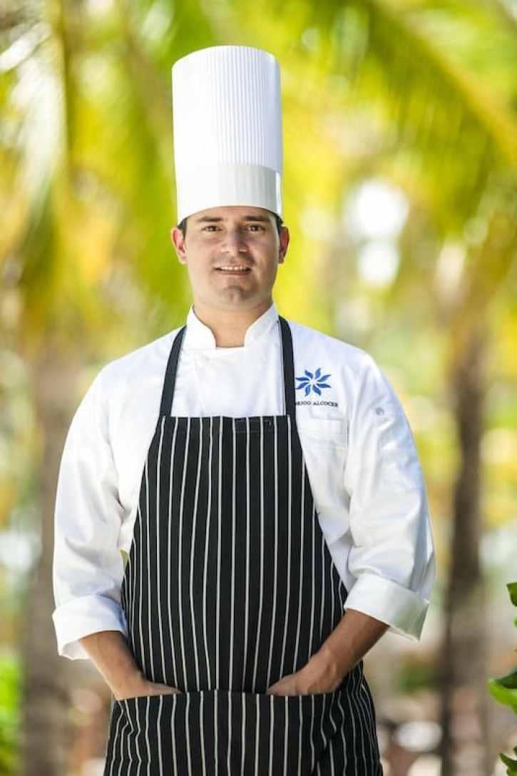 Chef Rodrigo Alcocer
