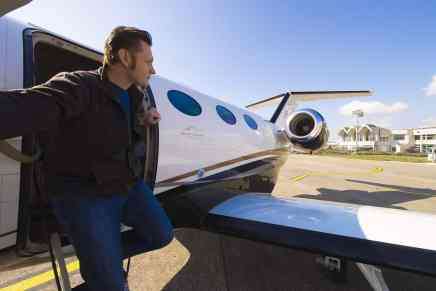 """¿Por qué los jets privados se convertirán en algo imprescindible para los millonarios """"más pobres""""?"""