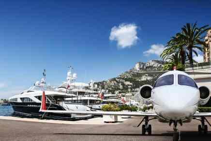 Vuela con Victor al Monaco Yacht Show 2017