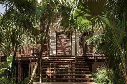Design Hotels inaugura un exclusivo refugio paradisíaco en la selva de Tulum