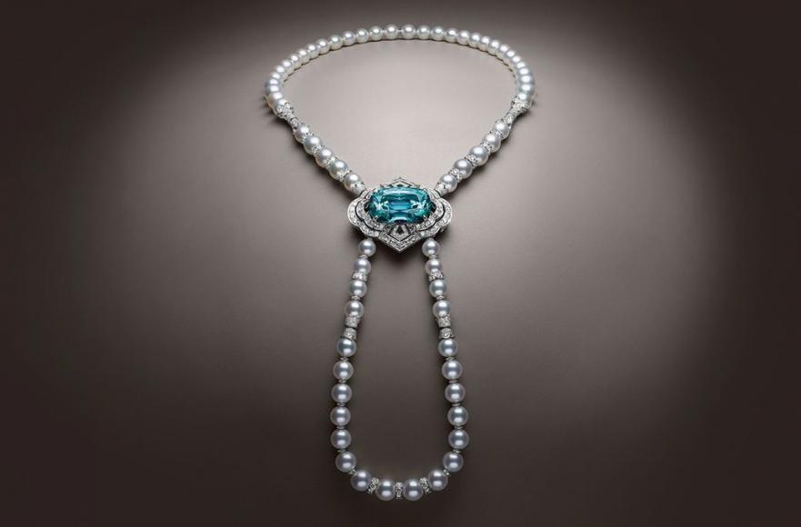 Louis Vuitton presenta Conquêtes, su nueva colección de alta joyería en París