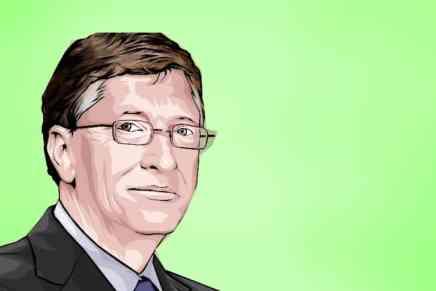 CINCO citas de Bill Gates que prueban que necesitas fracasar para tener éxito