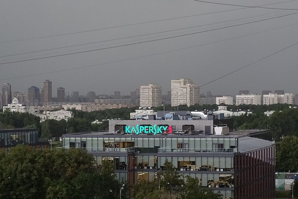 Kaspersky Lab en Moscú