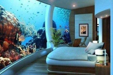 Poseidon Undersea, un ultra exclusivo resort 5 estrella bajo el mar en Fiyi