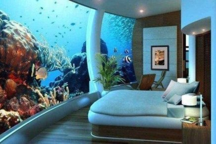 Poseidon Undersea, un ultra exclusivo resort 5 estrella bajo el mar en Fiyi
