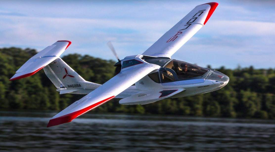 Icon A5 Amphibious Light Sport