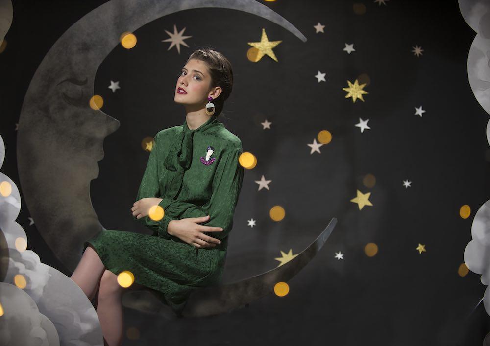 LALIBLUE: Bailando con la Luna