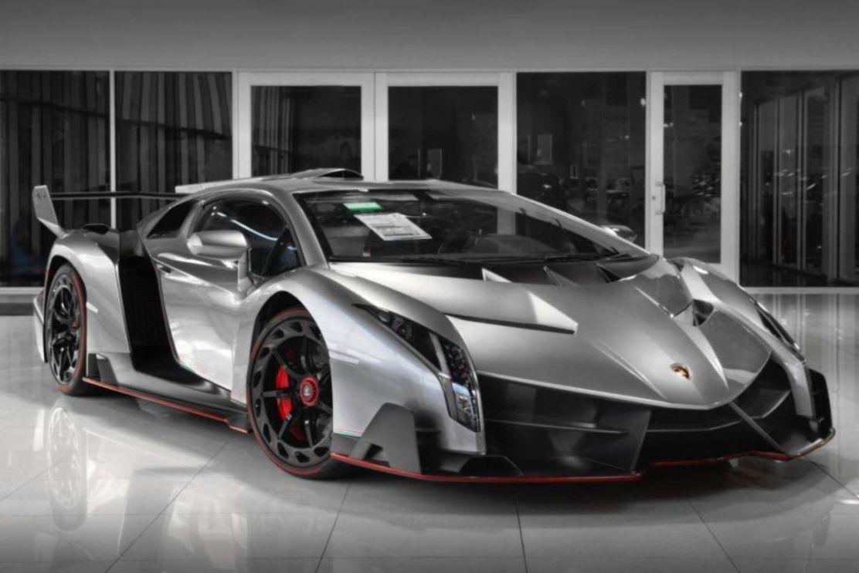 ¿Buscando comprar un Lamborghini Veneno? Este salió a la venta por $9,4 millones