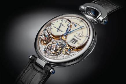 El nuevo Virtuoso VIII 10-Day Flying Tourbillon Big Date por BOVET 1882 eleva la relojería a un arte superior