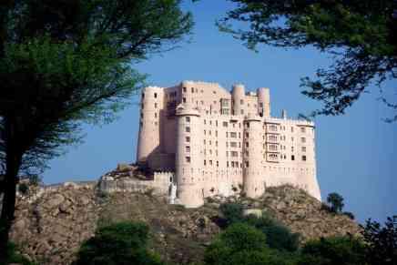 Alila Fort Bishangarh, un mega espectacular hotel en India