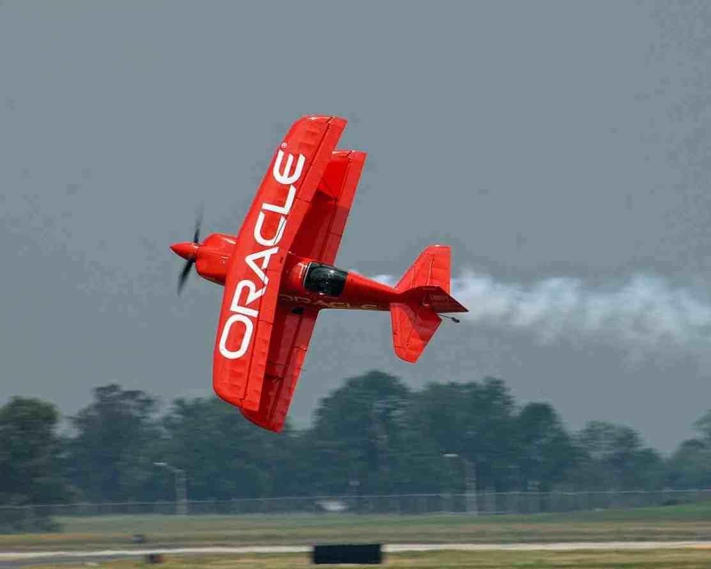Avión Oracle