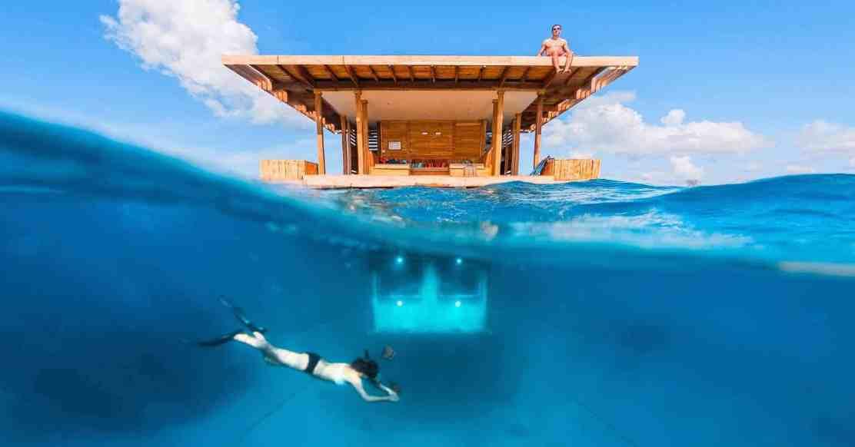 Así son por dentro los hoteles y restaurantes submarinos más increíbles del mundo