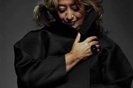 La legendaria arquitecta iraquí Zaha Hadid revolucionó la arquitectura moderna con sus impresionantes diseños