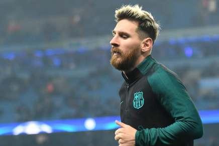 Messi pasa a liderar el 'TOP 10' de futbolistas mejor pagados del planeta