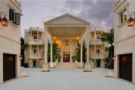 El magnate del rap, 'Birdman', reduce precio inicial de su mega mansión en Miami Beach a $16.9 millones