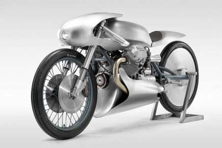 Airforce: Una Moto Guzzi como nunca antes vista