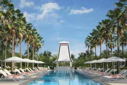 SLS BAHA MAR es el nuevo mega resort de $4,3 mil millones en las Bahamas — Ahora abierto para la diversión