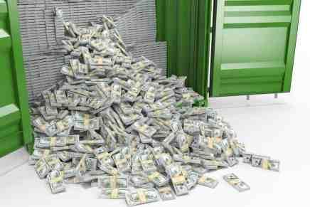 ¿Cuánto dinero hay en el mundo?  Bueno, eso depende de cómo lo cuentes