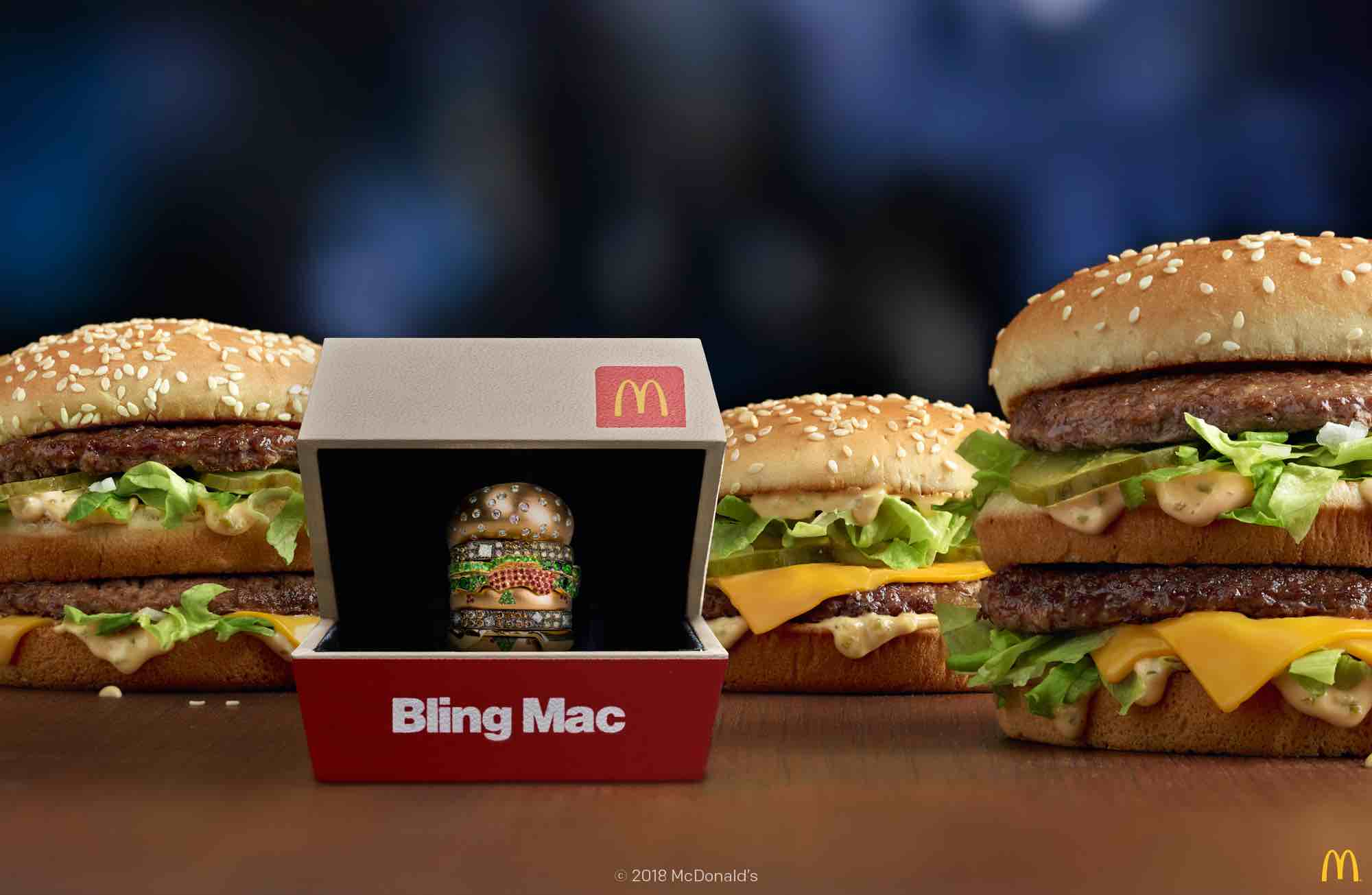 ¡McDonald's tiene el regalo más lujoso para este Día de San Valentín!