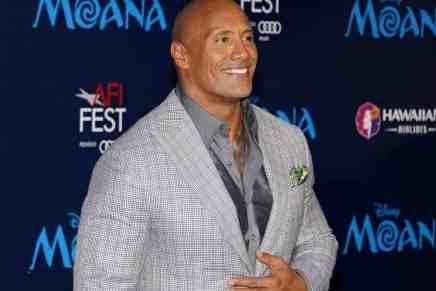 """Así fue como Dwayne Johnson """"The Rock"""" pasó de ser un fracasado jugador de fútbol a una multimillonaria estrella de Hollywood — ¿Lo sabías?"""