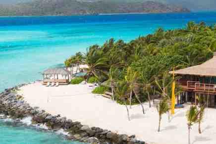 ¡El trabajo de tus sueños! Vivir y trabajar en Necker Island, la isla privada del billonario Richard Branson en el Caribe