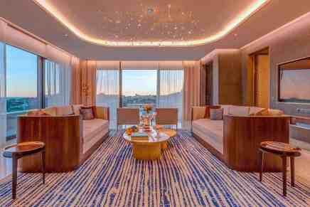 """La ultra lujosa """"Suite Princesa Grace"""" cuesta la suma de $38.000 por noche"""