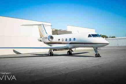 Gulfstream G-III a la venta por  jetAVIVA