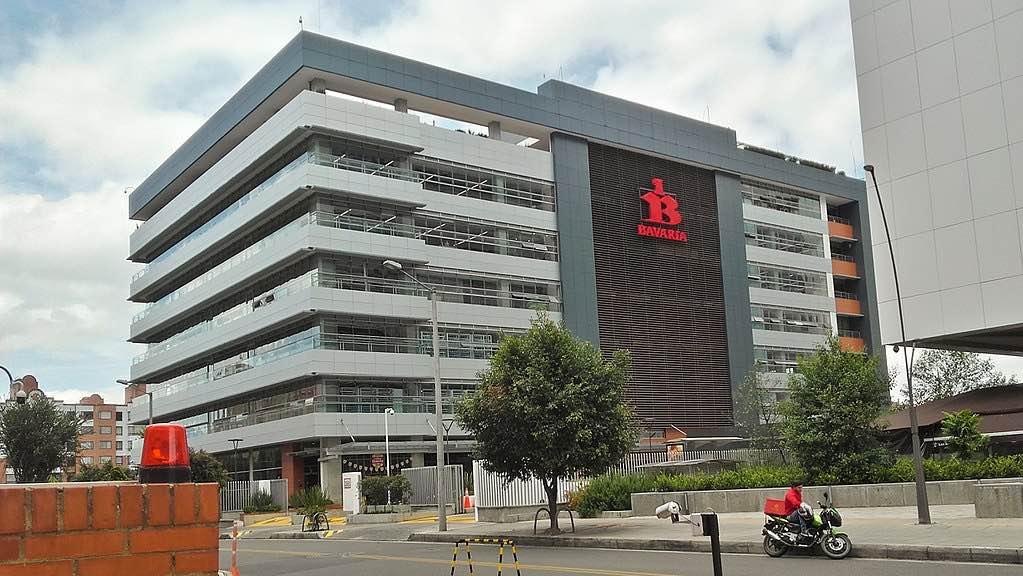 Sede Bavaria en Bogotá