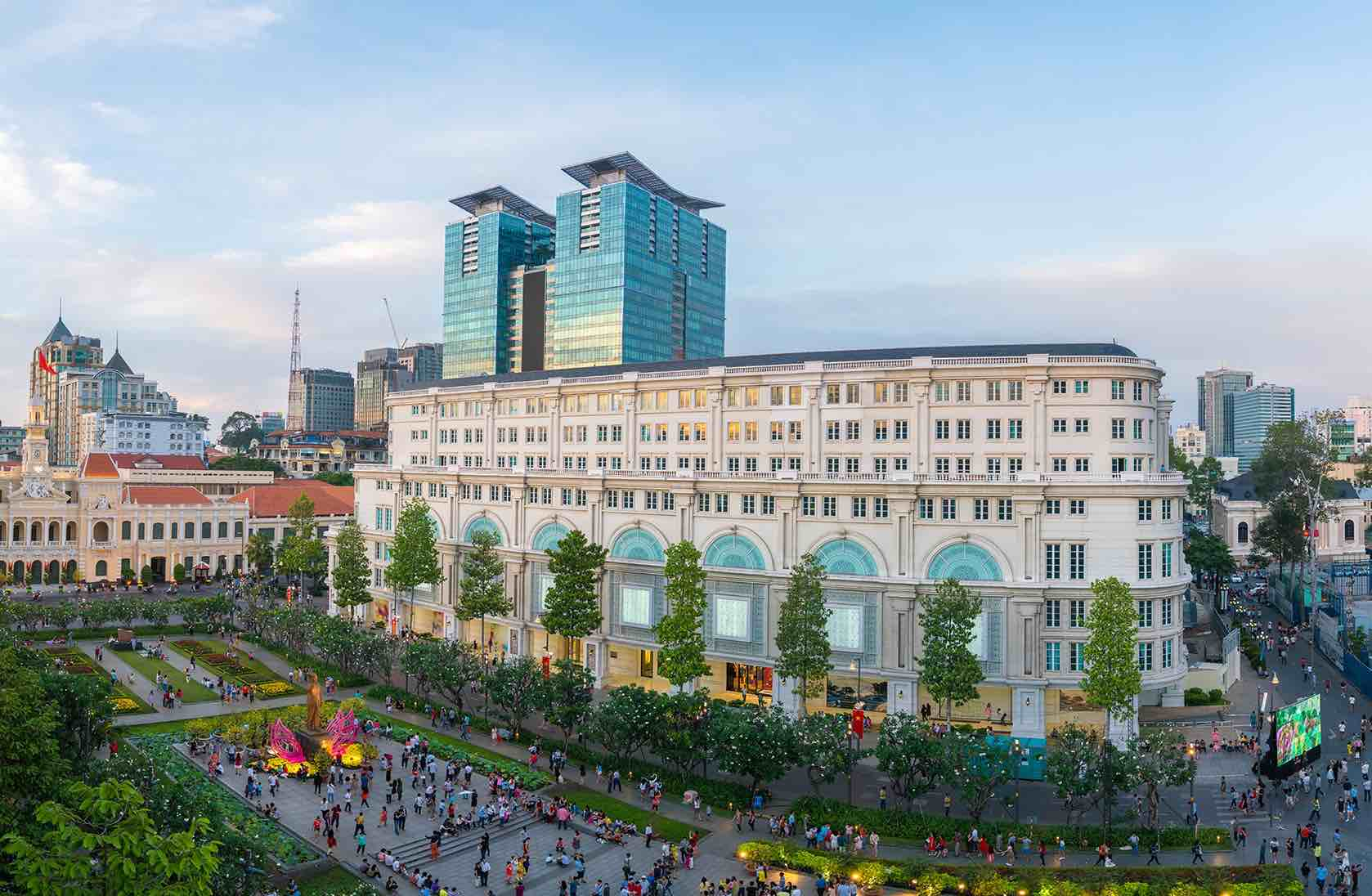 Mandarin Oriental, Saigon, un nuevo hotel en la ciudad de Ho Chi Minh, Vietnam