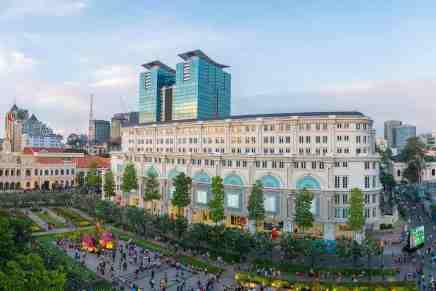 Mandarin Oriental anuncia un nuevo hotel en la ciudad de Ho Chi Minh, Vietnam